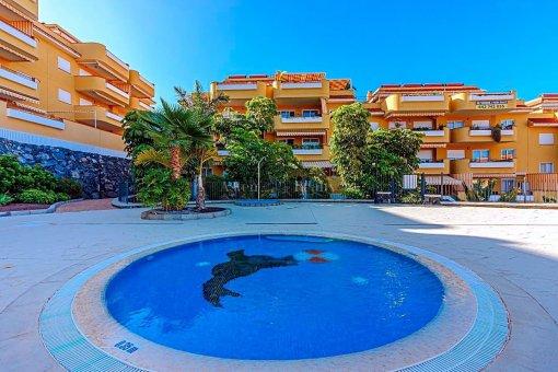 Квартира в Сантъяго-дель-Тейде, город Плайя-ла-Арена, 83 м2, сад, террасса, гараж   | 27