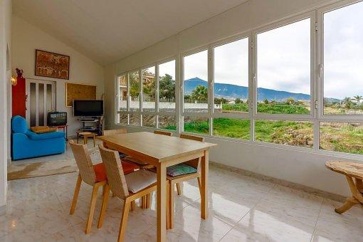 Casa en La Orotava, 436 m2, terraza, garaje     50