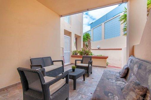 Квартира в Адехе, город Плайя-де-Фаньябе, 40 м2, террасса   | 5