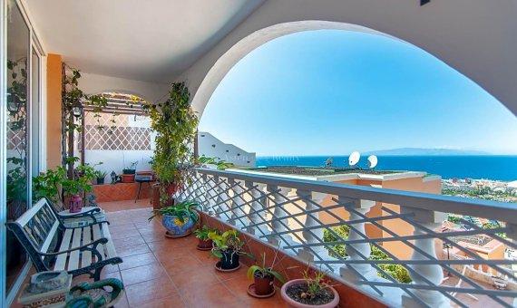 Townhouse in Adeje, city San Eugenio Alto, 112 m2, terrace, balcony, garage   | 6
