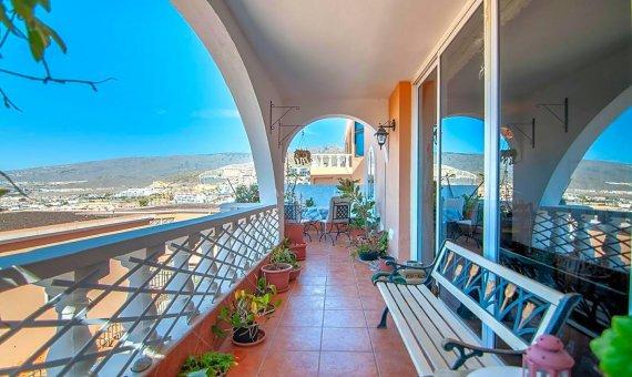 Townhouse in Adeje, city San Eugenio Alto, 112 m2, terrace, balcony, garage   | 8