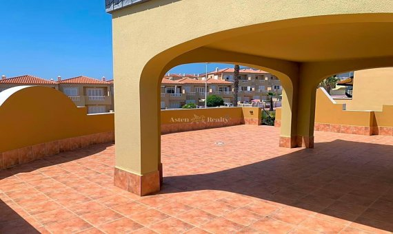 Townhouse in Adeje, city Bahia del Duque, 121 m2, garden, terrace, garage   | 142273-570x340-jpg