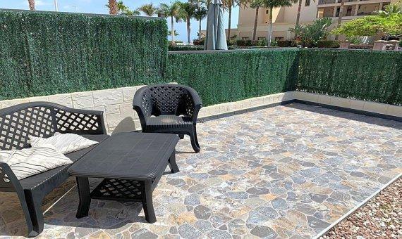 Townhouse in Adeje, city Bahia del Duque, 121 m2, garden, terrace, garage   | 5