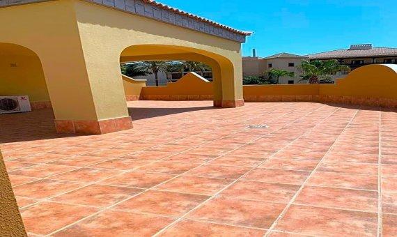 Townhouse in Adeje, city Bahia del Duque, 121 m2, garden, terrace, garage   | 6