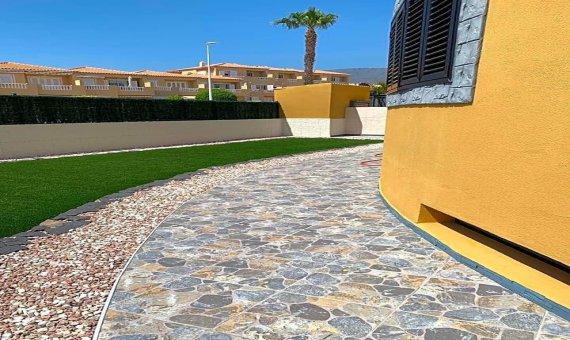 Townhouse in Adeje, city Bahia del Duque, 121 m2, garden, terrace, garage   | 7