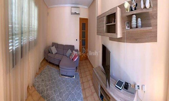 Townhouse in Adeje, city Bahia del Duque, 121 m2, garden, terrace, garage   | 10