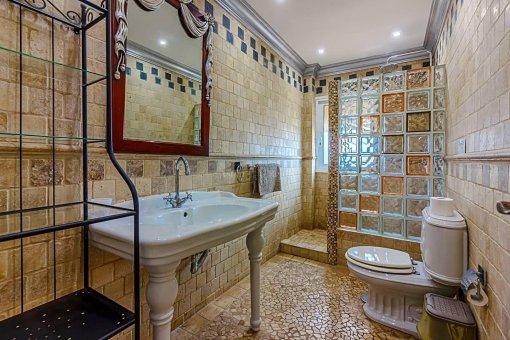 Casa en Adeje, ciudad San Eugenio Alto, 279 m2, jardin, terraza, balcon   | 32
