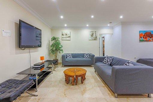 Casa en Adeje, ciudad San Eugenio Alto, 279 m2, jardin, terraza, balcon   | 84