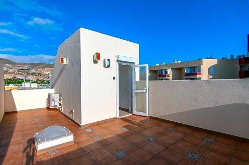 Casa adosada en Adeje, ciudad El Madroñal, 152 m2, jardin, terraza, garaje   | 33