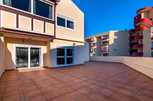 Casa adosada en Adeje, ciudad El Madroñal, 152 m2, jardin, terraza, garaje   | 39