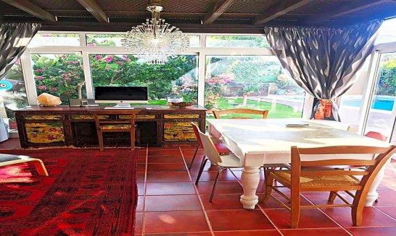 Вилла в Адехе, город Плайя-Параисо, 167 м2, сад, террасса, гараж     9