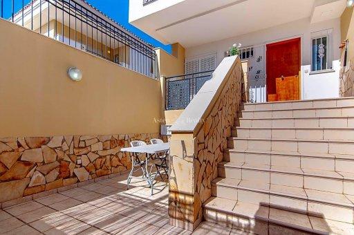 Townhouse in Adeje, city El Madroñal, 193 m2, terrace, balcony, garage   | 31