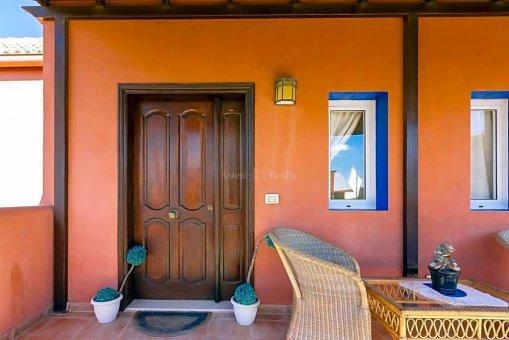 Вилла в Адехе, город Плайя-Параисо, 300 м2, сад, террасса, гараж   | 52