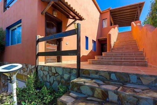 Вилла в Адехе, город Плайя-Параисо, 300 м2, сад, террасса, гараж   | 63