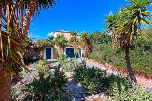 Вилла в Адехе, город Плайя-Параисо, 300 м2, сад, террасса, гараж   | 65