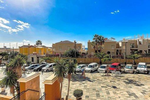 Piso en Adeje, ciudad Playa de Fañabe, 80 m2, terraza   | 28