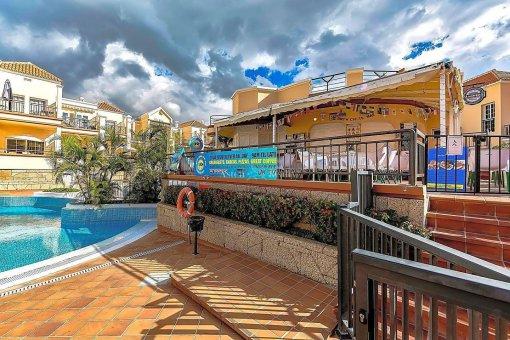 Piso en Adeje, ciudad Playa de Fañabe, 80 m2, terraza   | 34