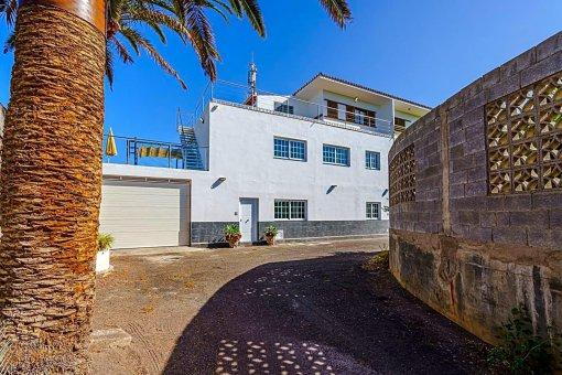 Вилла в Сантъяго-дель-Тейде, город Плайя-ла-Арена, 146 м2, сад, террасса, гараж   | 74