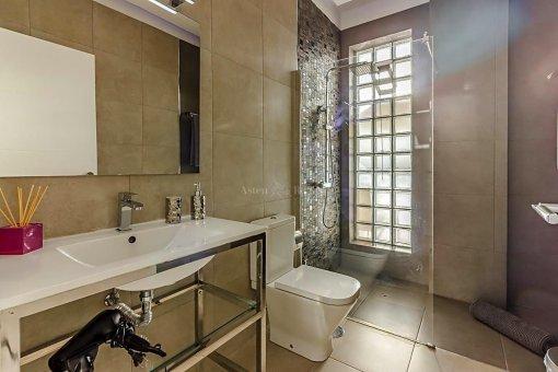 Casa en Adeje, ciudad Roque del Conde, 375 m2, jardin, terraza, garaje   | 45