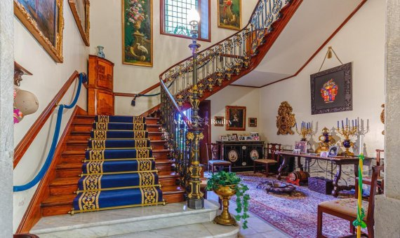 Villa in La Orotava, 1249 m2, garden, terrace, garage   | 6