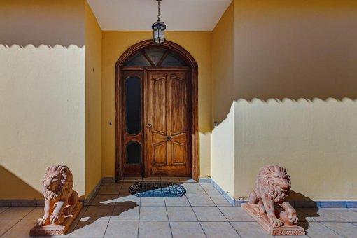 Вилла в Сантъяго-дель-Тейде, город Плайя-ла-Арена, 260 м2, террасса, гараж   | 35