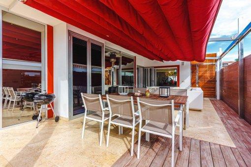 Вилла в Арона, город Коста-дель-Силенсио, 194 м2, сад, террасса, гараж   | 2