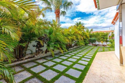 Вилла в Арона, город Коста-дель-Силенсио, 194 м2, сад, террасса, гараж   | 4