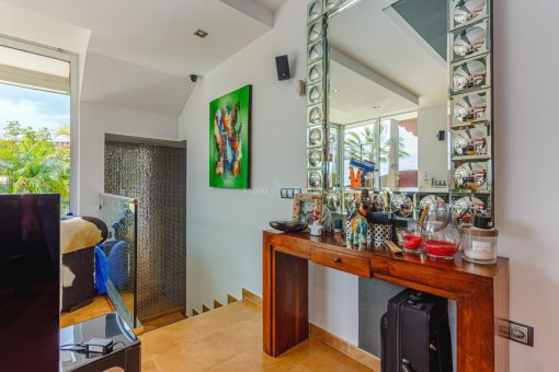 Вилла в Арона, город Коста-дель-Силенсио, 194 м2, сад, террасса, гараж   | 12