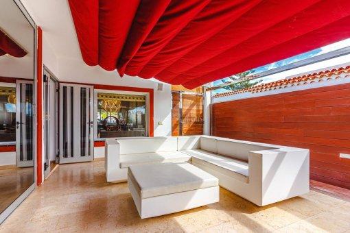 Вилла в Арона, город Коста-дель-Силенсио, 194 м2, сад, террасса, гараж   | 38