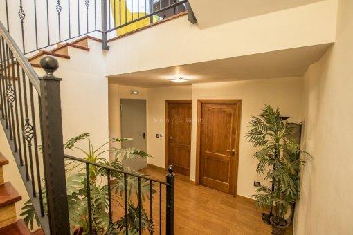Villa in Adeje, city Galeon, 250 m2, garden, terrace, garage   | 58