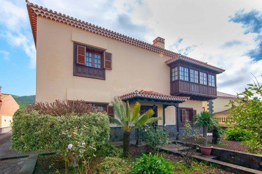 Вилла в Сан-Кристобаль-де-Ла-Лагуна, 420 м2, сад, террасса, гараж   | 5