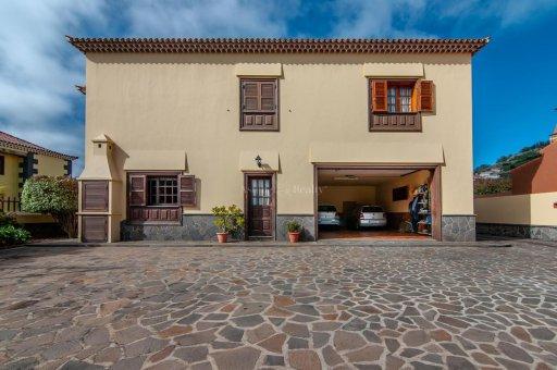 Вилла в Сан-Кристобаль-де-Ла-Лагуна, 420 м2, сад, террасса, гараж   | 7