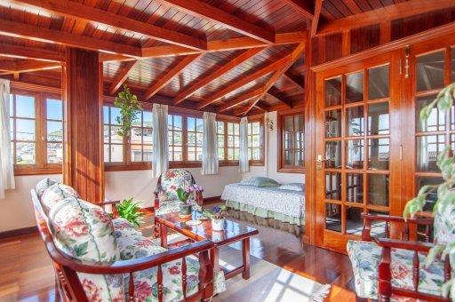 Вилла в Сан-Кристобаль-де-Ла-Лагуна, 420 м2, сад, террасса, гараж   | 25