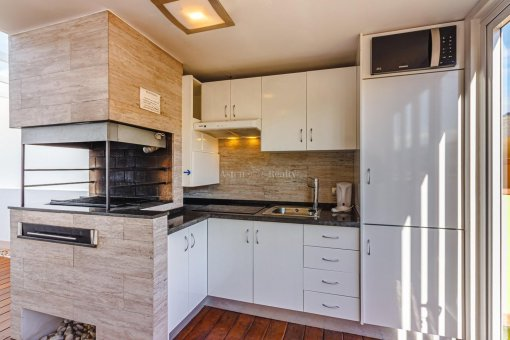 Квартира в Сантъяго-дель-Тейде, город Плайя-ла-Арена, 110 м2, террасса   | 29