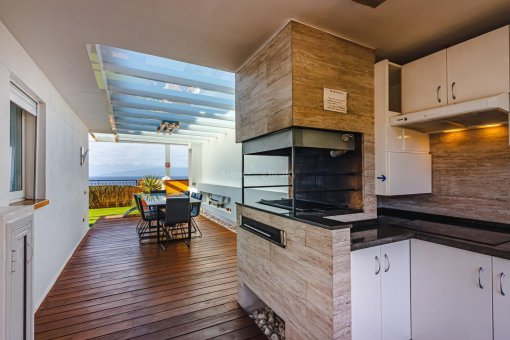 Квартира в Сантъяго-дель-Тейде, город Плайя-ла-Арена, 110 м2, террасса   | 30