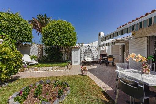 Casa en Adeje, ciudad El Madroñal, 81 m2, jardin, terraza, garaje -