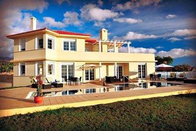 Villa in Adeje, city Playa Paraiso, 522 m2, garden, terrace, balcony, garage