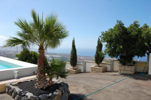 Villa in Adeje, city Los Menores, 1200 m2, garden, terrace, garage   | 34