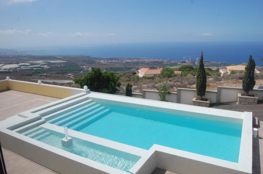 Villa in Adeje, city Los Menores, 1200 m2, garden, terrace, garage   | 62