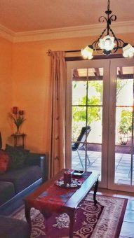 Вилла в Эль-Саусаль, 135 м2, сад, террасса, балкон, гараж   | 36