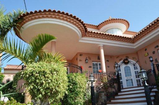 Вилла в Адехе, город Лос Менорес, 420 м2, сад, террасса, балкон, гараж   | 40