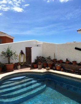 Casa en Granadilla, ciudad El Medano, 224 m2, jardin, terraza, garaje   | 27