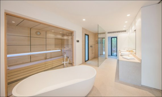 Miscellaneous in Nova Santa Ponsa, Mallorca, 380 m2, pool   | 19