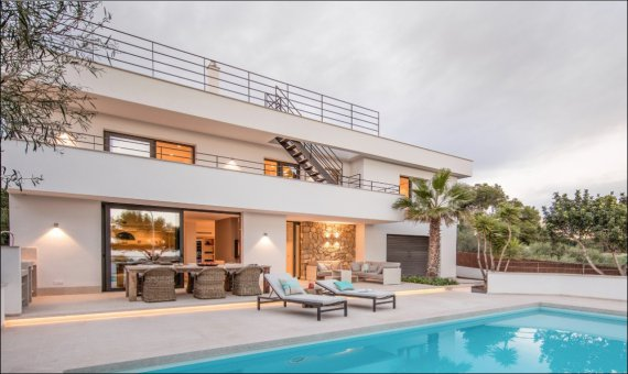 Miscellaneous in Nova Santa Ponsa, Mallorca, 380 m2, pool   | 23
