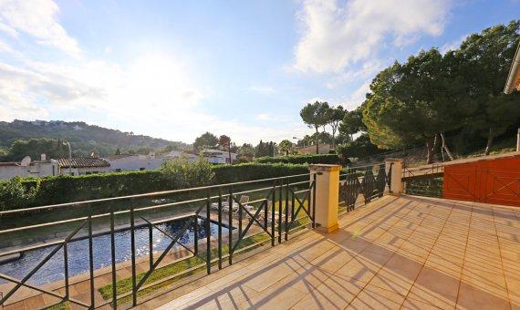 Villa in Costa de la Calma, Mallorca, garden, pool,    | 14