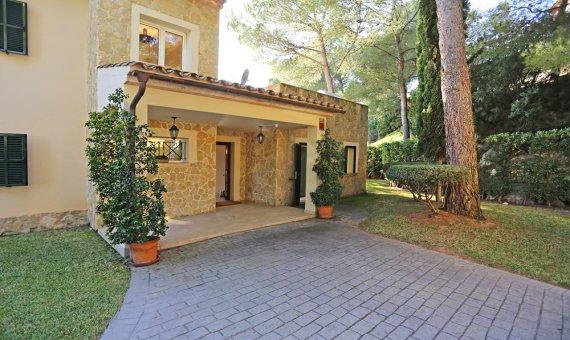 Villa in Costa de la Calma, Mallorca, garden, pool,    | 15