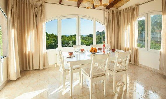 Villa in Costa de la Calma, Mallorca, garden, pool,    | 3