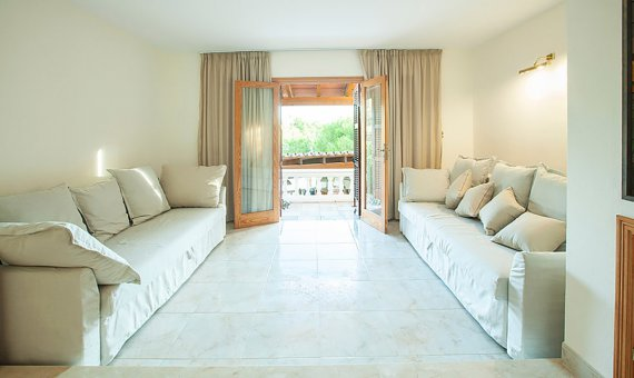 Villa in Costa de la Calma, Mallorca, garden, pool,    | 4