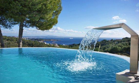 Вилла в Бендинате, Майорка, 355 м2, бассейн   | 2