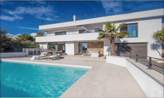 Miscellaneous in Nova Santa Ponsa, Mallorca, 380 m2, pool   | 1